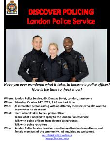 londonpolice flyer
